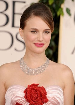 Natalie Portman Wins the Golden Globe For Best Actress, Drama