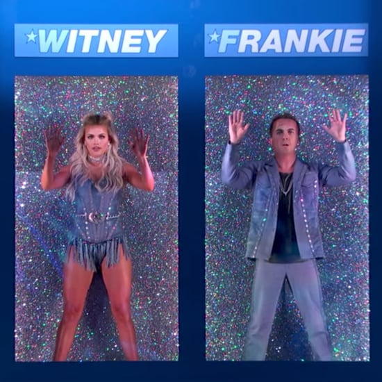 Frankie Muniz Dancing to NSYNC on Dancing With the Stars