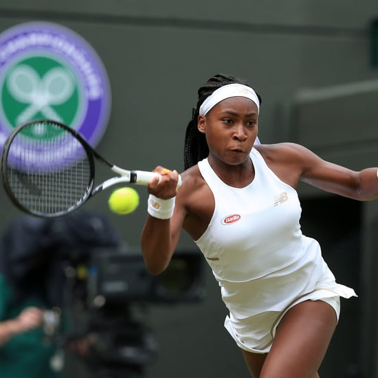 Cori Gauff Beats Venus Williams at Wimbledon 2019