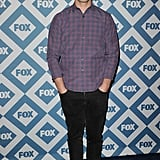 Golden Globe-winning Brooklyn Nine-Nine star Andy Samberg was mad for plaid.