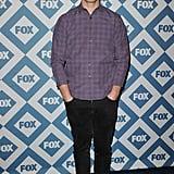 Golden Globe-winning Brooklyn Nine-Nine star Andy Samberg was mad for plaid.