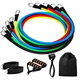 Vsnoon 11 Pack Resistance Bands Set