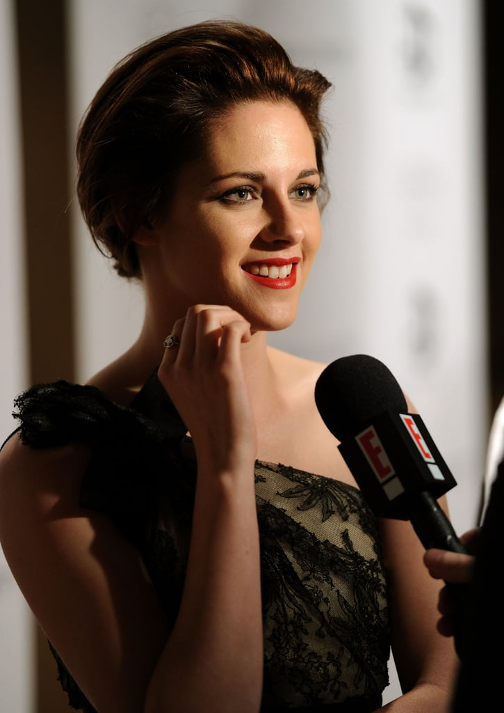 Kristen Stewart at Welcome to the Rileys Screening in NYC