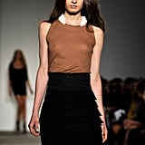2011 Spring New York Fashion Week: Elise Overland