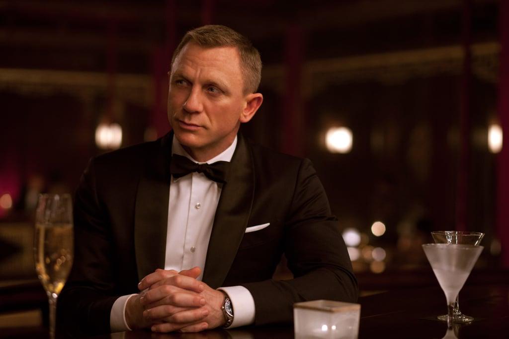 J Is For James Bond