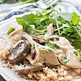 Slow-Cooker Mushroom Chicken