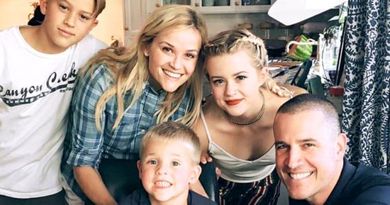 Reese Witherspoon Celebrates Tennessee's 4th Birthday With Best Family Photo Ever