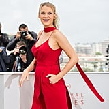 Blake Lively Just Brought This Killer Styling Trick to Cannes — and Now We Just Might Try It
