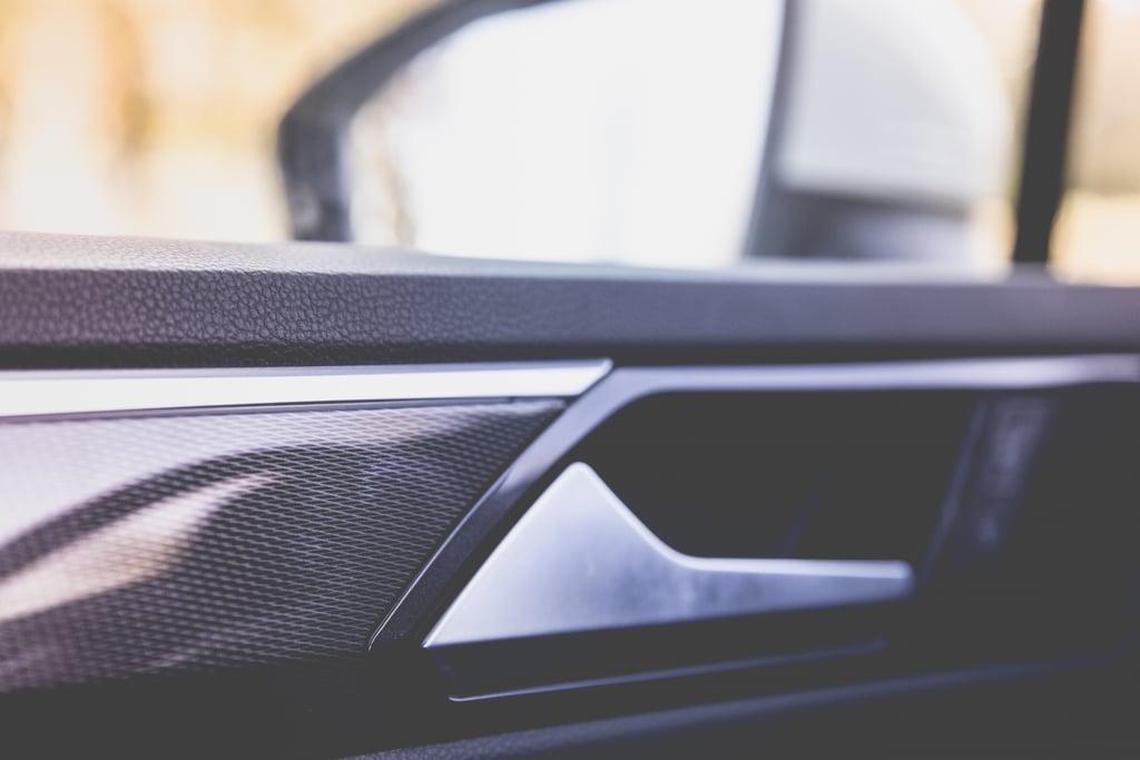 Pen Marks in Car Interior