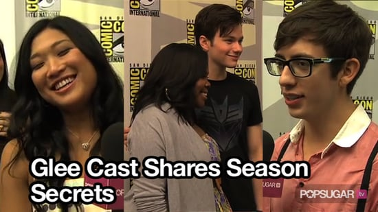 Video of Glee Cast at Comic-Con Talking About Season Two