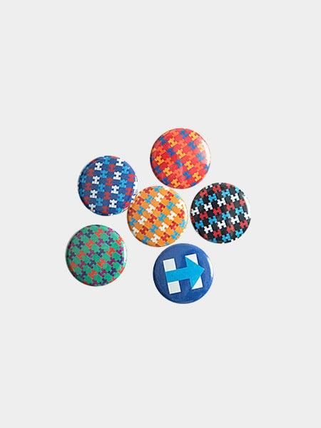 Button Set ($6)