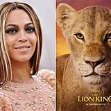 Who Plays Nala in The Lion King Reboot?