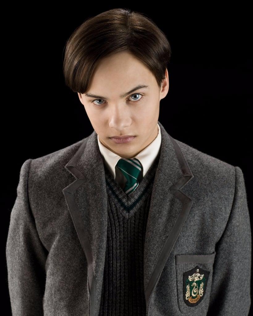 Frank Dillane in Fear the Walking Dead and Harry Potter