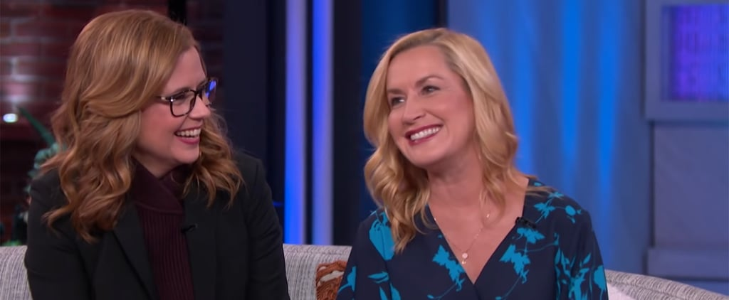 Angela Kinsey Says She Auditioned to Play Pam on The Office
