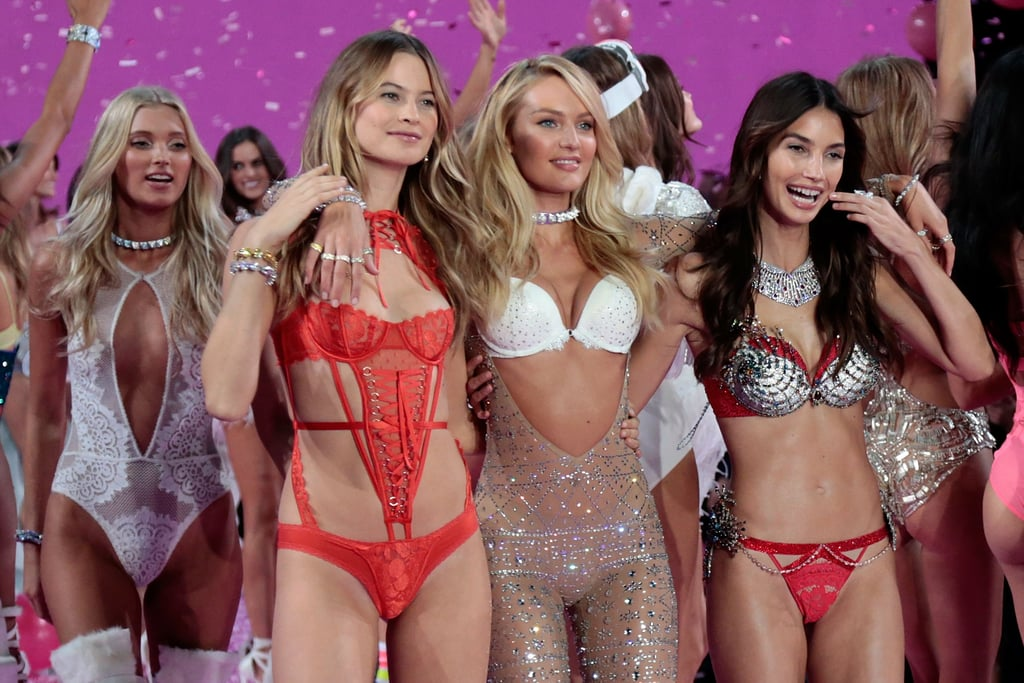 Hair and Makeup at the Victoria's Secret Fashion Show 2015
