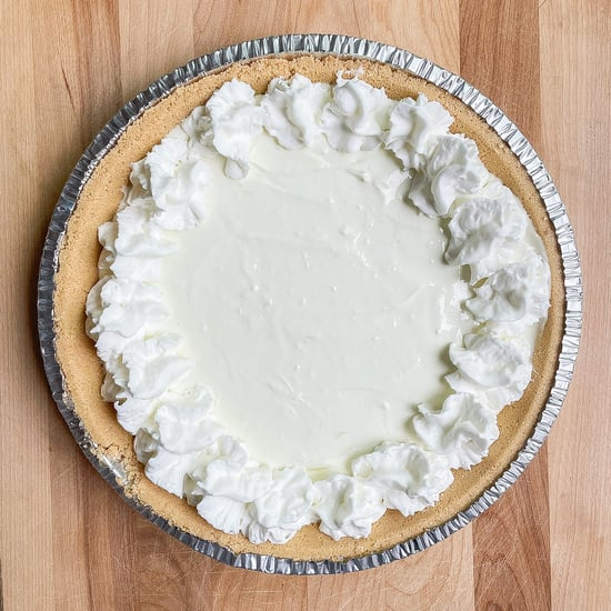 This No-Bake Key Lime Pie Recipe Uses Greek Yoghurt