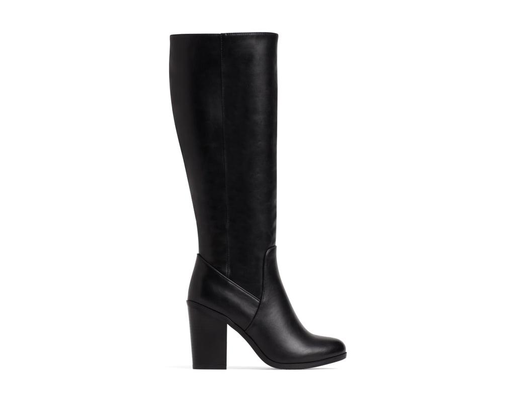 A+ Anna Black Boots ($60)