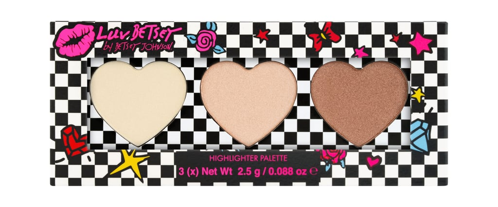 Luv Betsey by Betsey Johnson Highlighter Palette