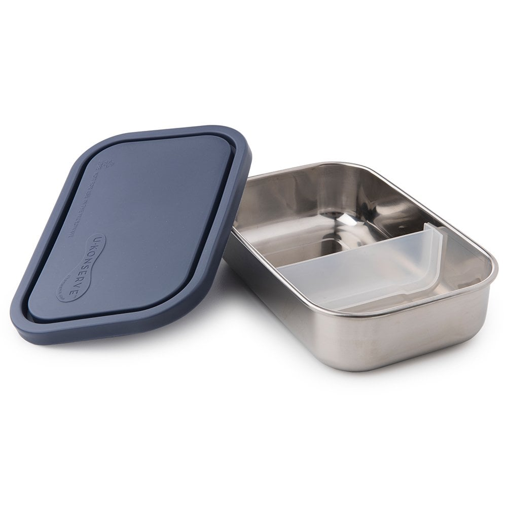 U-Konserve Rectangle Divided Container