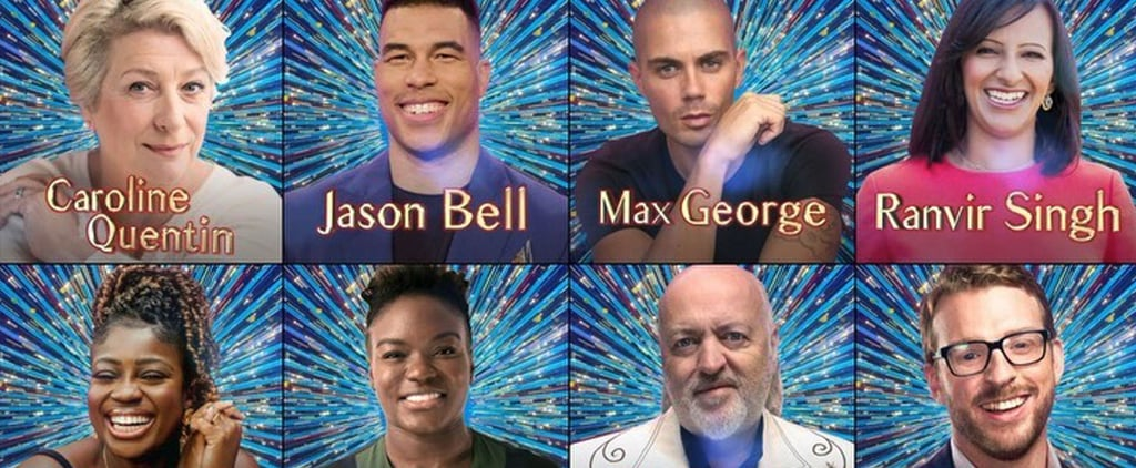 Meet the Strictly Come Dancing 2020 Cast Members