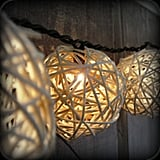 Rattan Ball Lights