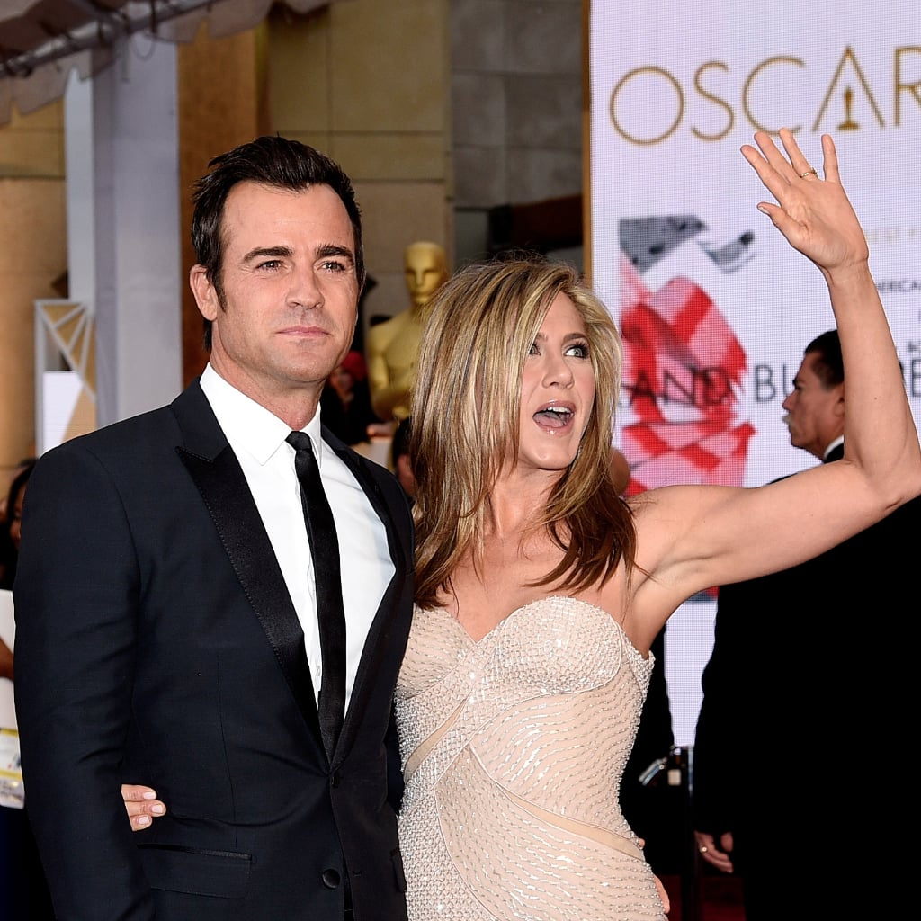Jennifer Aniston\'s Wedding Gown | POPSUGAR Fashion