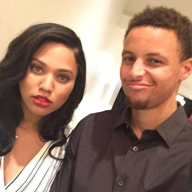Ayesha Curry Shares Pictures Of Baby Ryan On Instagram