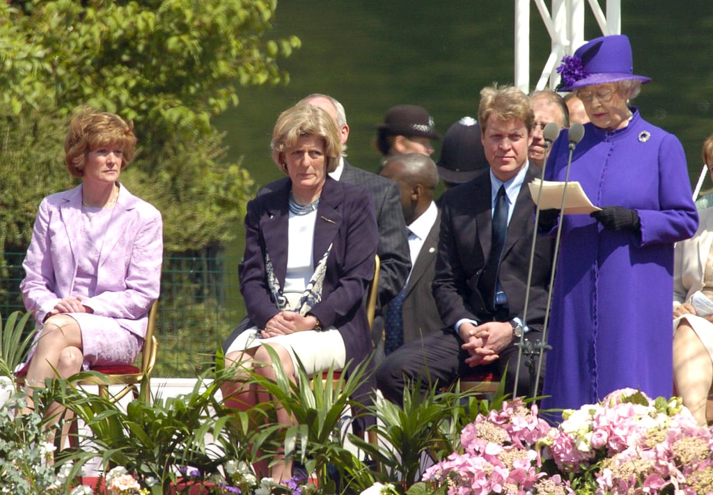 Who Are Lady Jane Fellowes and Lady Sarah McQuorcodale?