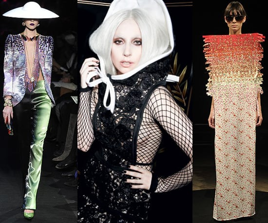 Spring 2011 Couture Looks That Belong on Lady Gaga