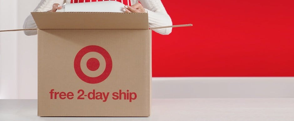 Target Offers Free 2-Day Shipping 2018