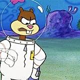 Sandy From SpongeBob SquarePants