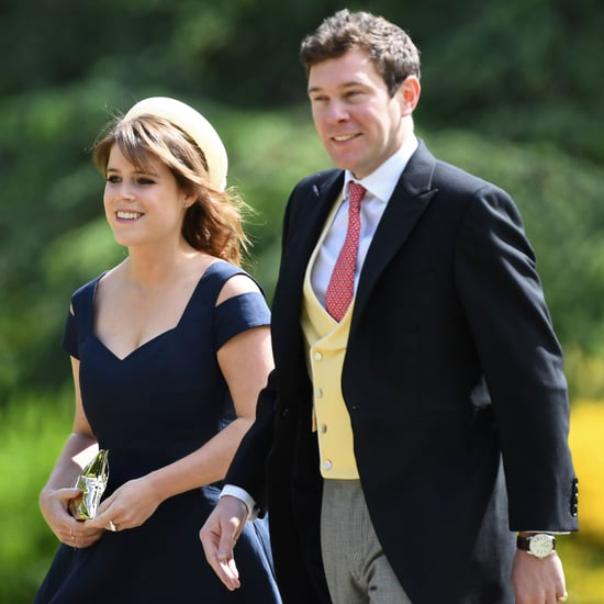 Princess Eugenie Wedding Guest Dresses
