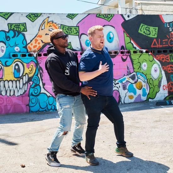 Usher Carpool Karaoke Video
