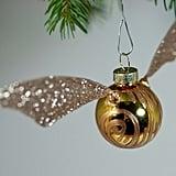 Shiny Snitch Ornament