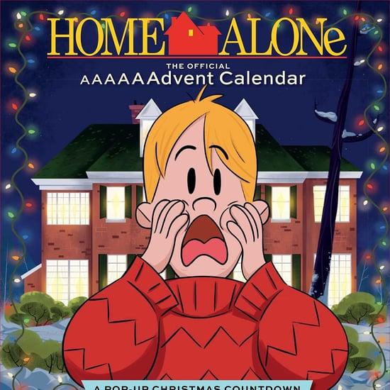 Home Alone Advent Calendar 2021