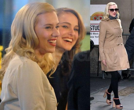 Scarlett & Natalie Hide Excitement About Being Boleyn Girls
