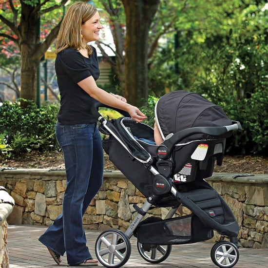 Britax BOB Motion and B-Agile Stroller Recall February 2017