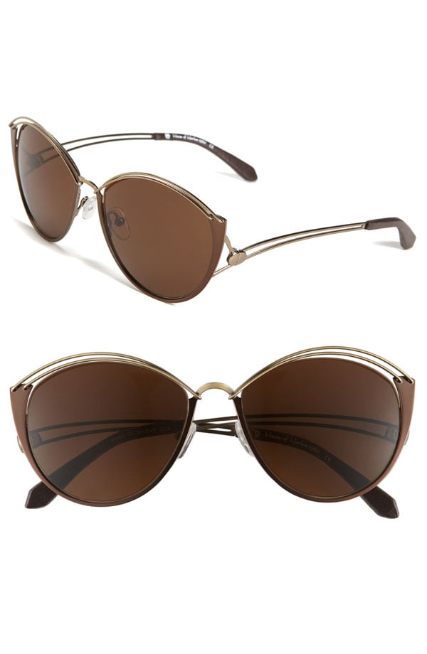 House of Harlow 1960 Steph Sunglasses ($150)