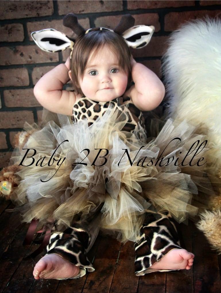 Giraffe  sc 1 st  Popsugar & Giraffe | Tutu Halloween Costumes For Kids and Babies | POPSUGAR ...