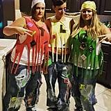 TLC: The Costume
