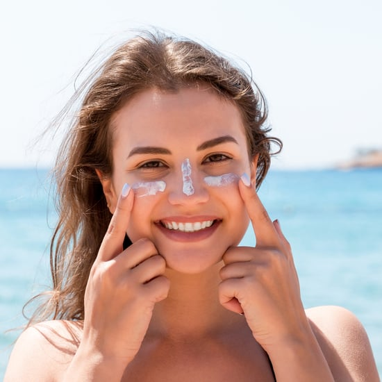 "Is TikTok's ""Sunscreen Contouring"" Hack Good For Your Skin?"