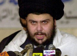 Iraqi Shi'ite Cleric Moqtada Al-Sadr To Disarm If US Withdraws On Timetable
