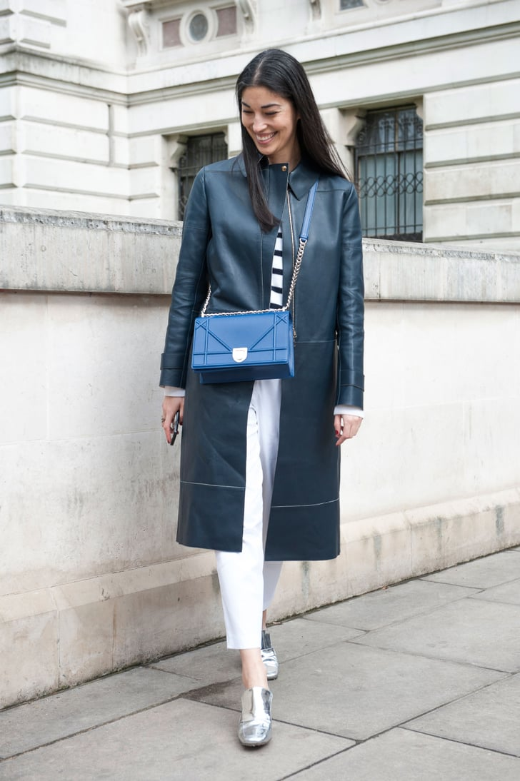 Lfw Street Style Day Two Best Street Style Fashion Week Fall 2015 Popsugar Fashion Photo 19