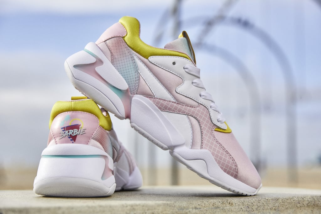 Barbie Puma Sneakers and Collection
