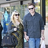 Jessica Simpson Gears Up For Baby With Eric and Jewel