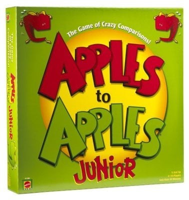 Apples to Apples Junior (Ages 9+)