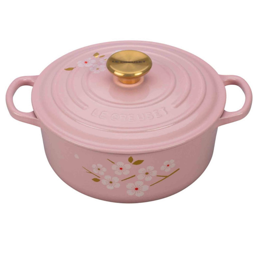 Le Creuset's Flowers Collections Line