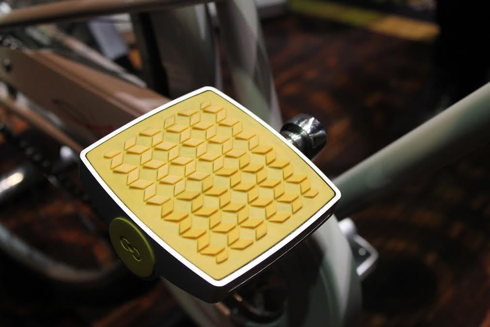 Connected Cycle Smart Pedal
