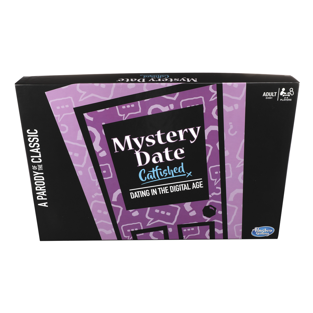 Mystery Date: Catfished Parody Edition