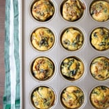 Kale and Caramelized Onion Egg Muffins